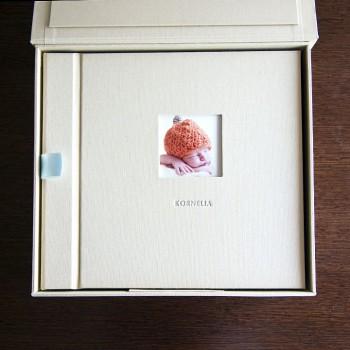 Album, pudełko